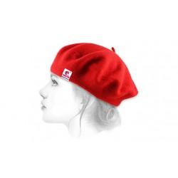 Béret femme (respirant) rouge