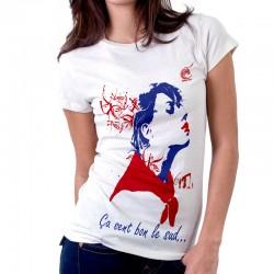 T-shirt  bon le sud