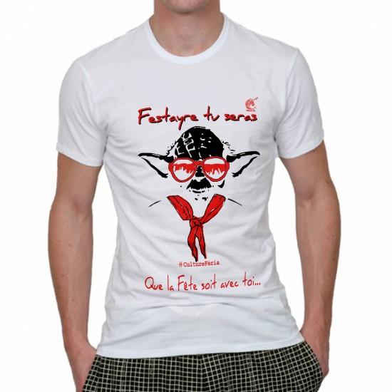 T-shirt Maitre festayre